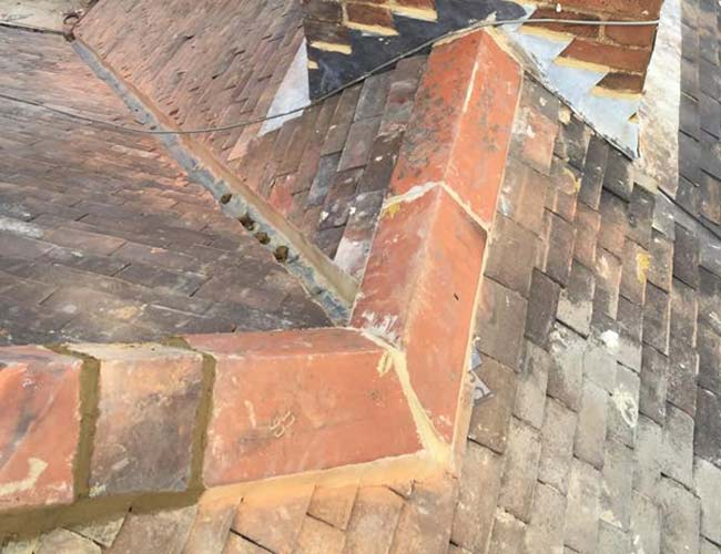 Fixing a roof to prevent significant damage later
